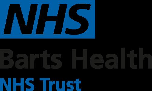 barts health NHS logo